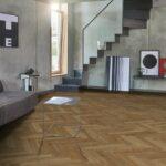 Parador KR Trendtime3 Oak cream matt lacquer livingroom