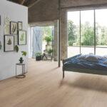 oak sanded
